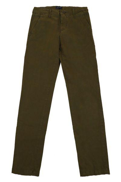 брюки jeckerson для девочки, зеленые