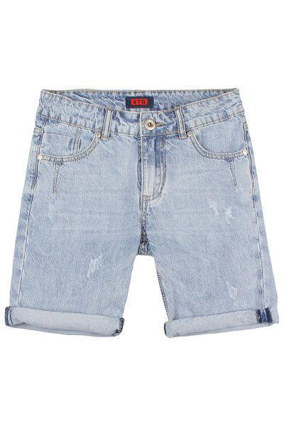 шорты street gang для мальчика, синие
