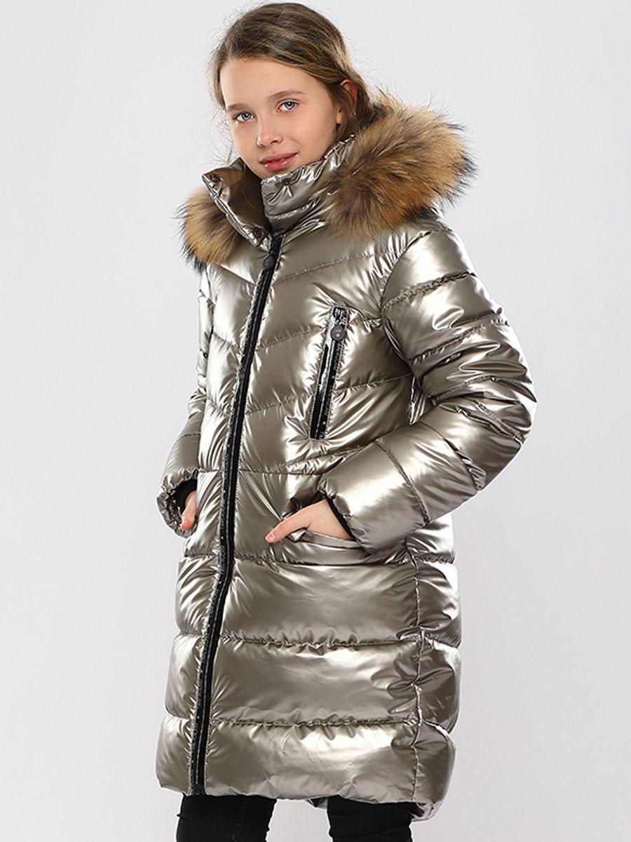 Купить Пальто, Noble People, Бежевый, Полиэстер-100%, Женский