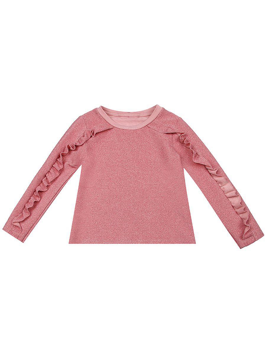 толстовка meilisa bai для девочки, розовая