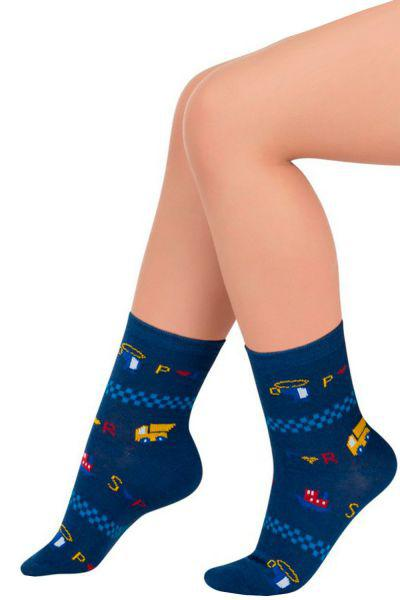 носки charmante для мальчика, синие