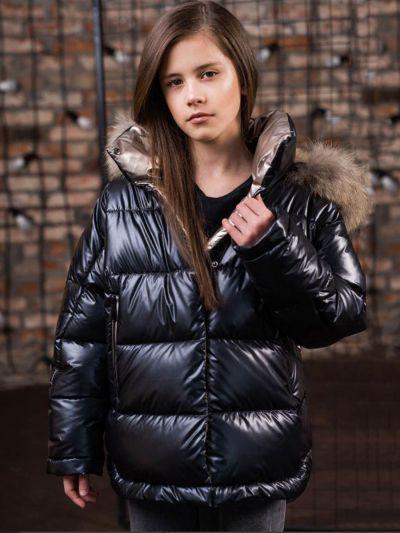 Купить Куртка, GnK, Черный, Женский