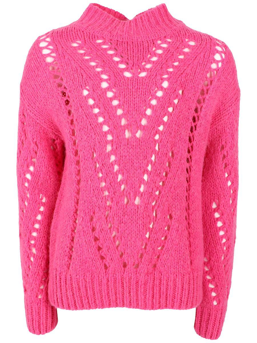 джемпер y-clu' для девочки, розовый