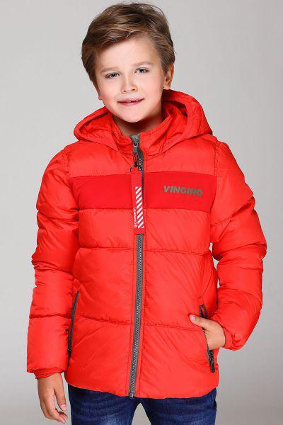 Купить Куртка, Vingino, Красный, Полиэстер-100%, Мужской