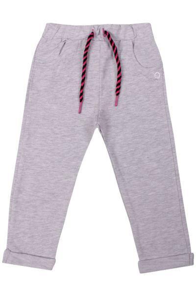 брюки trybiritaly для девочки, серые
