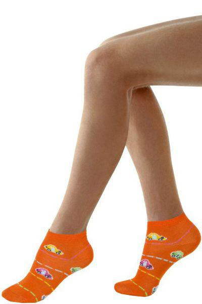 носки charmante для мальчика, оранжевые