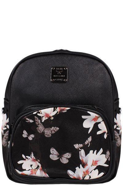 Рюкзак для девочки 8858 разноцветный Multibrand, Китай (КНР)