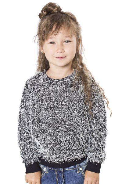 Толстовка для девочки YB9348 чёрный Y-clu`, Китай (КНР)