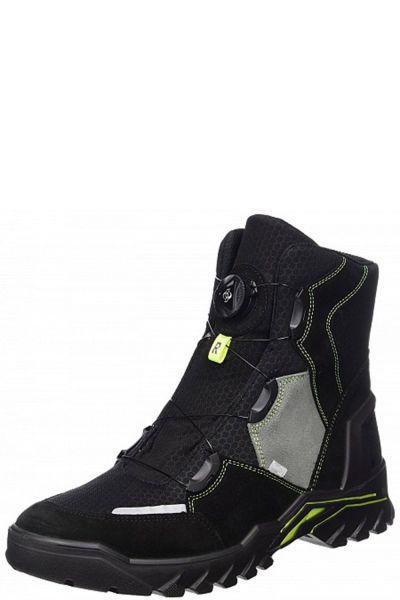 Купить Ботинки, Ricosta, Черный, Полиэстер-100%, Мужской
