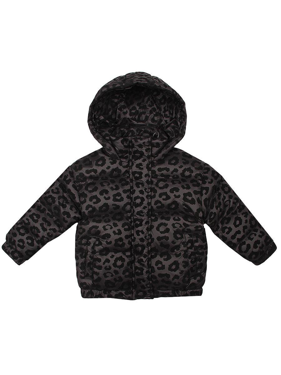 куртка y-clu' для девочки, черная