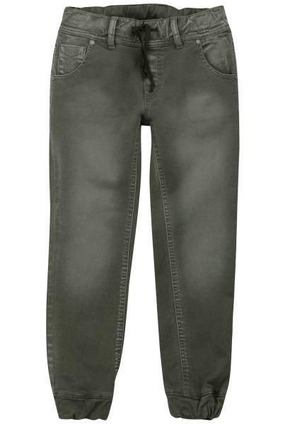 джинсы silver spoon для мальчика, зеленые