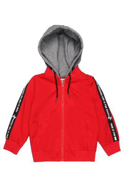 Купить Куртка, Y-clu', Красный, Полиэстер-100%, Мужской