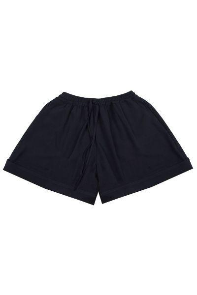 шорты y-clu' для девочки, синие