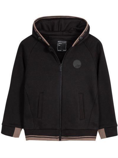 Купить Куртка, Mayoral, Черный, Хлопок-55%, Полиэстер-44%, Эластан-1%, Мужской