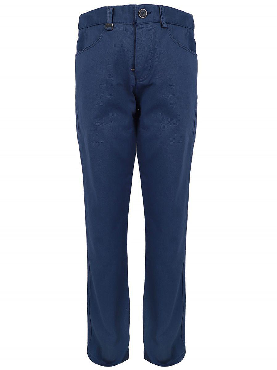 брюки noble people для мальчика, фиолетовые