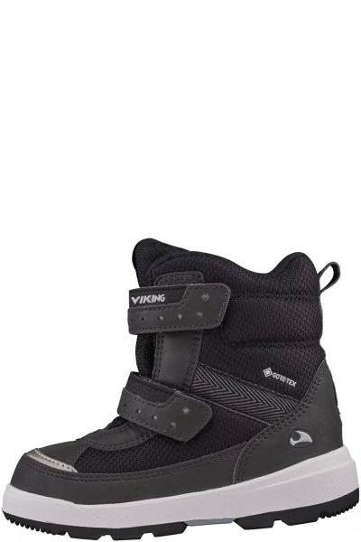 Купить Ботинки, Viking, Черный, Текстиль-100%, Мужской