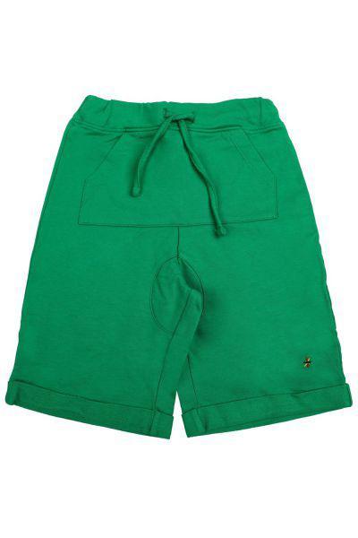бермуды manuel ritz для мальчика, зеленые