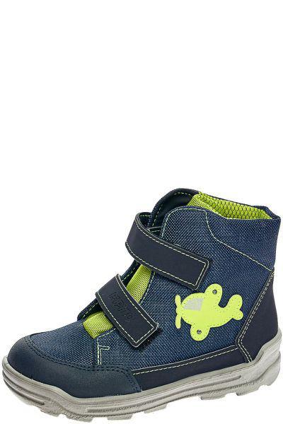 Купить Ботинки, Pepino, Синий, Текстиль+искуственный материал-100%, Мужской