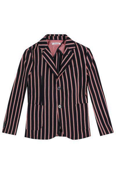 пиджак street gang для мальчика, разноцветный