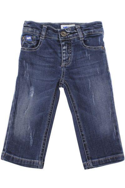джинсы gas для мальчика, синие