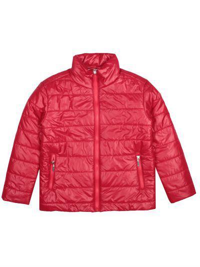 куртка gaudi для девочки, красная