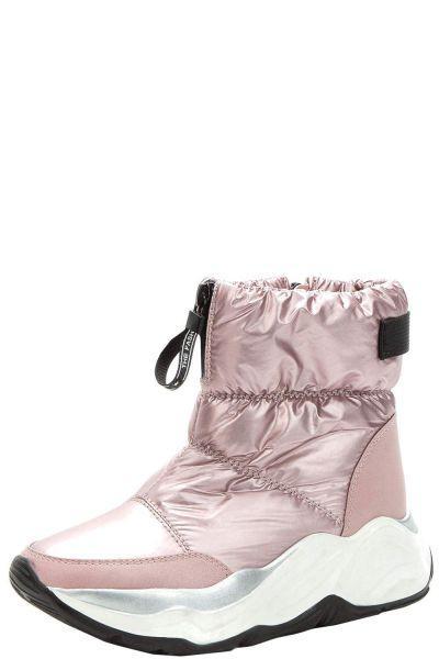 Ботинки, Betsy, Розовый, Нейлон/исскуственный нубук-100%, Женский  - купить со скидкой