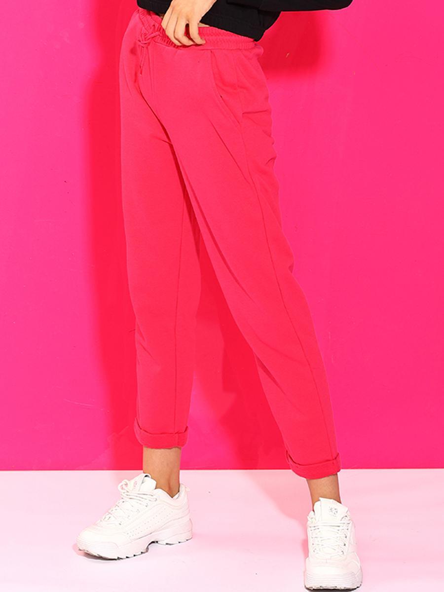 брюки to be too для девочки, розовые
