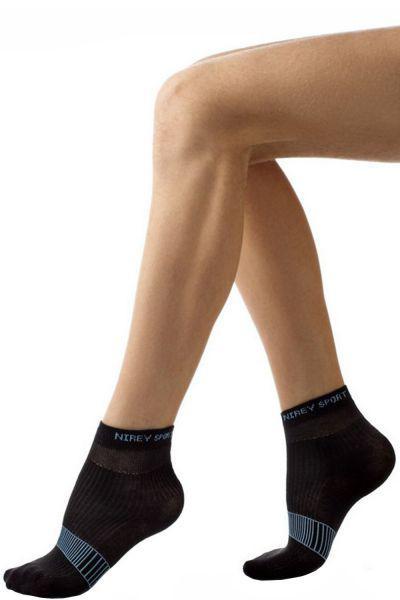 Носки для мальчика SNS-1046 чёрный Charmante, Италия