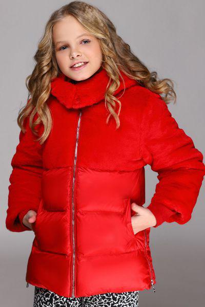Купить Куртка, To Be Too, Красный, Полиамид-100%, Женский