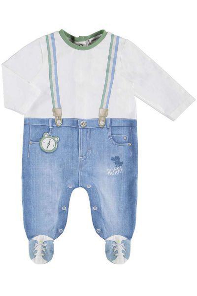 пижама mayoral для мальчика, разноцветная