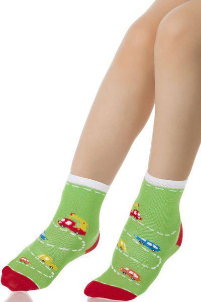 носки charmante для мальчика, зеленые