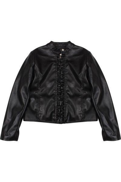 Купить Куртка, Byblos, Черный, Полиуретан-100%, Женский