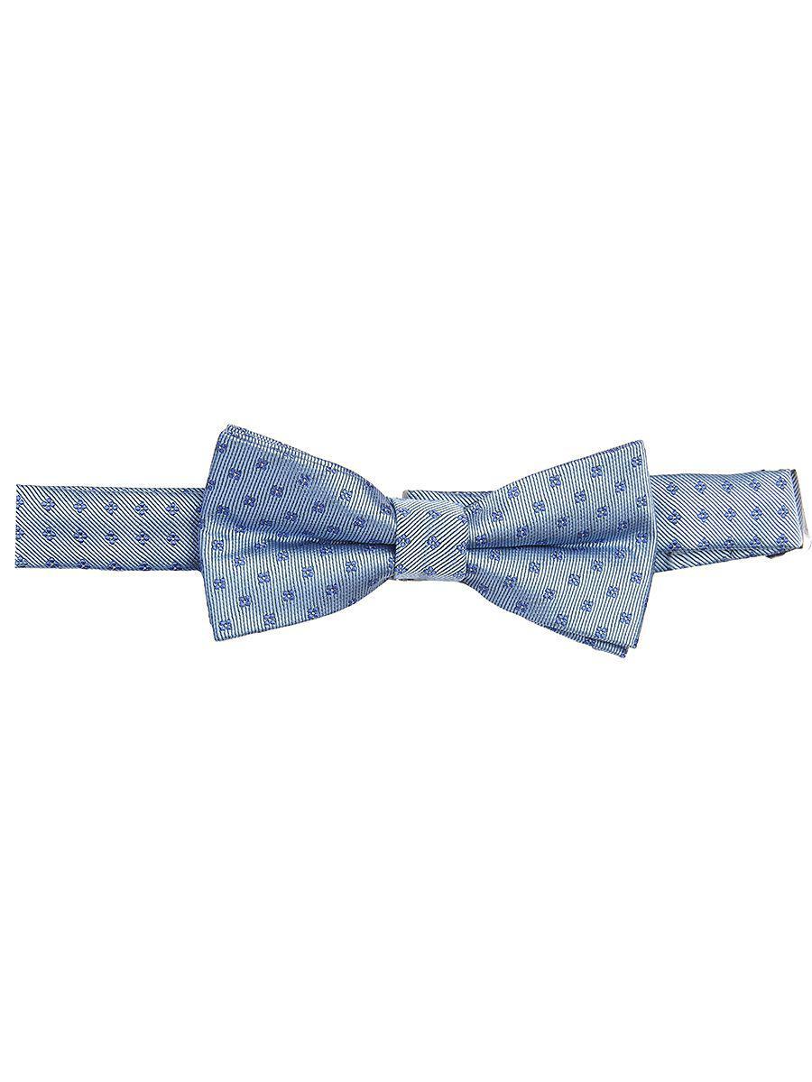 галстуки и бабочки noble people для мальчика, голубые