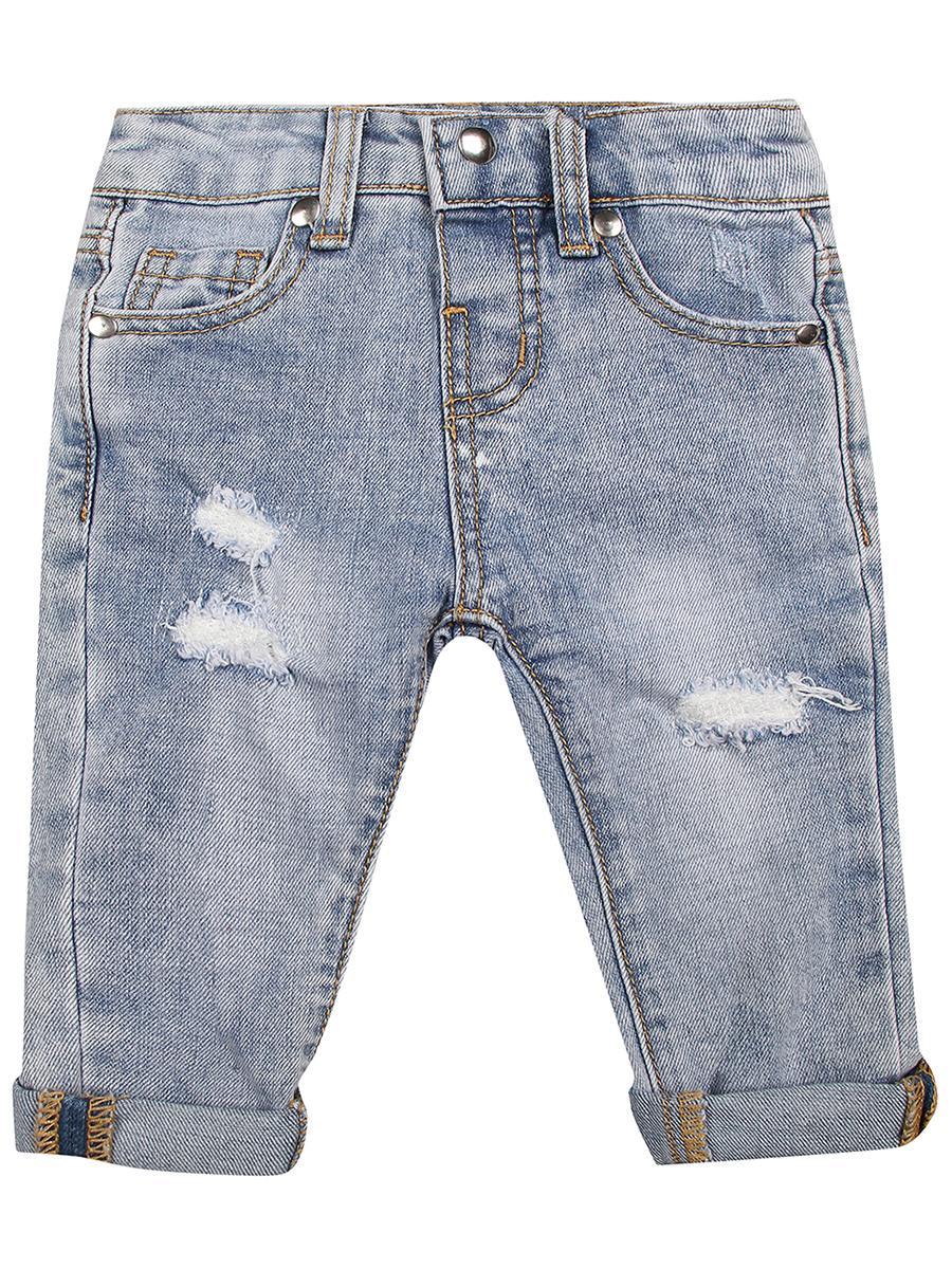 джинсы y-clu' для мальчика, голубые