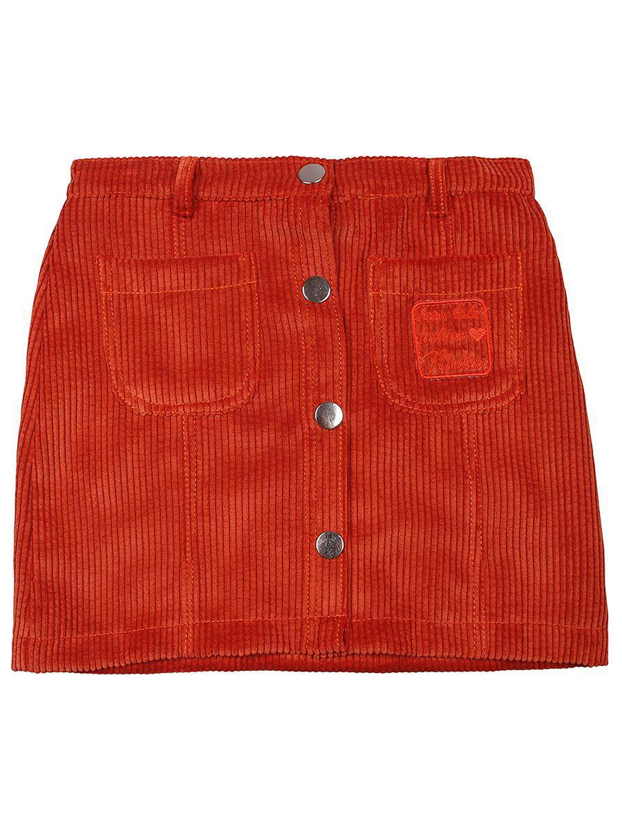 юбка meilisa bai для девочки, оранжевая