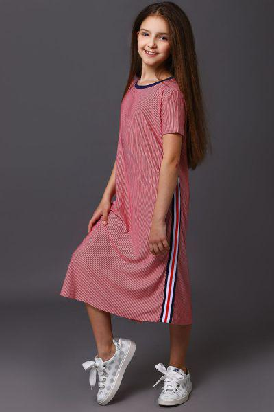 Купить Платье, Y-clu', Красный, Полиэстер-80%, Эластан-20%, Женский
