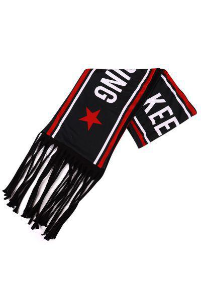 шарф y-clu' для девочки, разноцветный