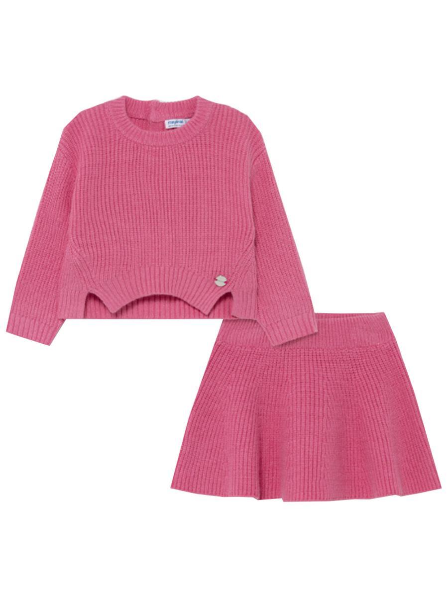 свитер mayoral для девочки, разноцветный