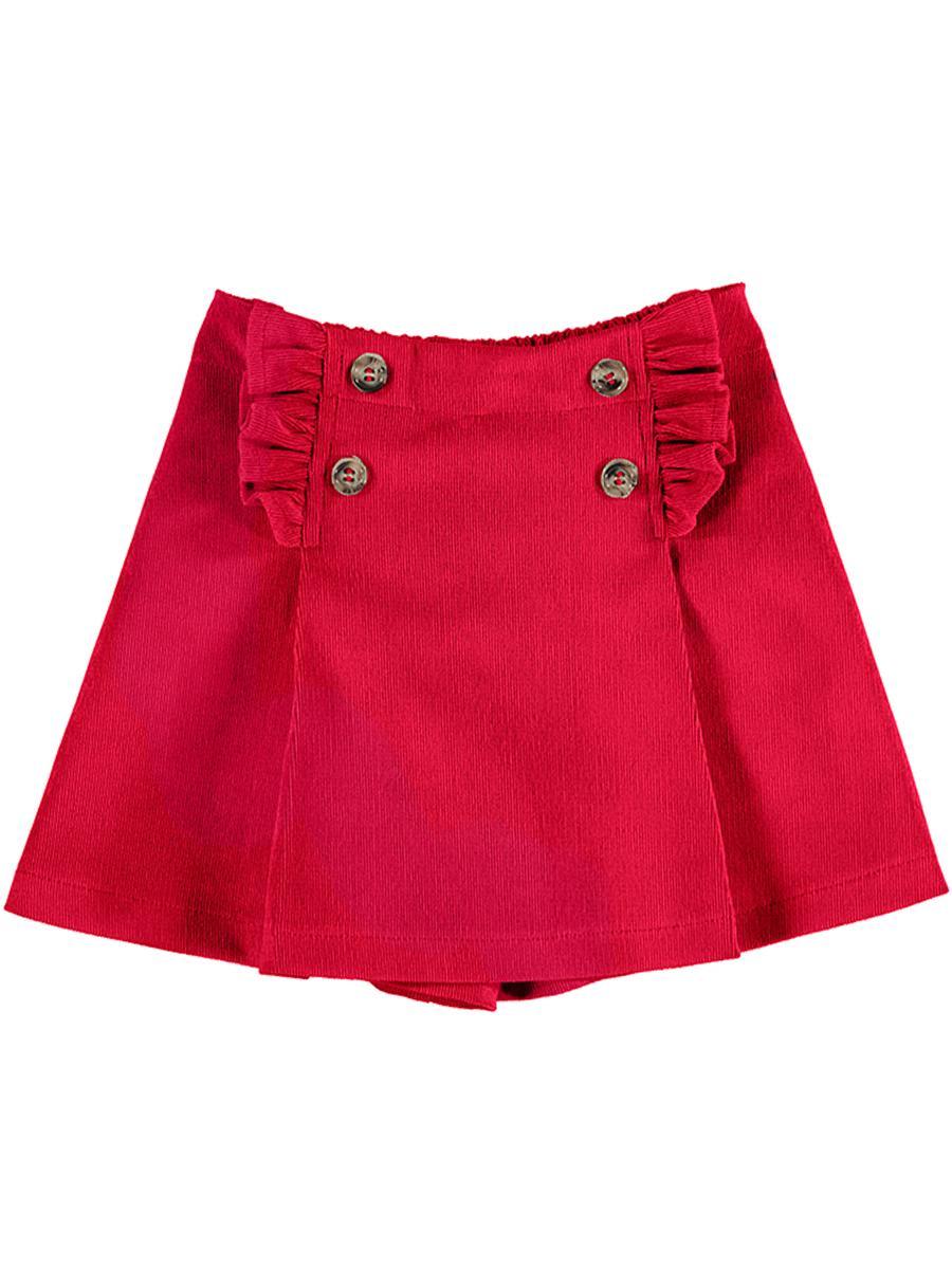 шорты mayoral для девочки, красные