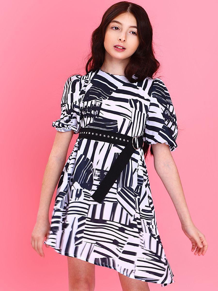 платье gaialuna для девочки, разноцветное
