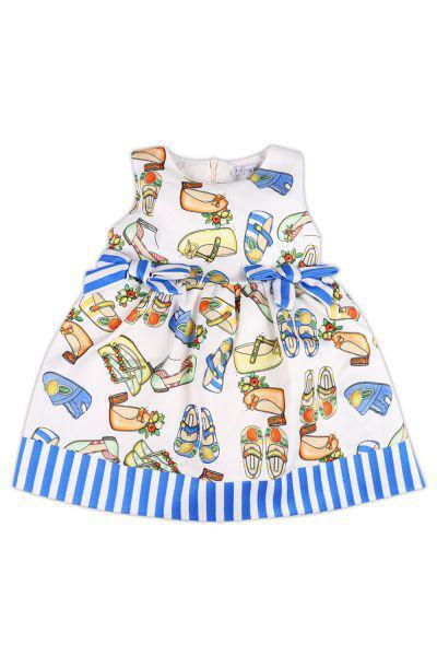 платье meilisa bai для девочки, разноцветное