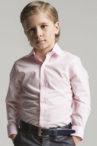 Купить Рубашка, Noble People, Розовый, Хлопок-70%, Полиэстер-30%, Мужской