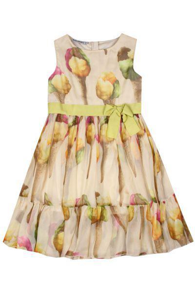 Купить Платье, Noble People, Разноцветный, Полиэстер-100%, Женский