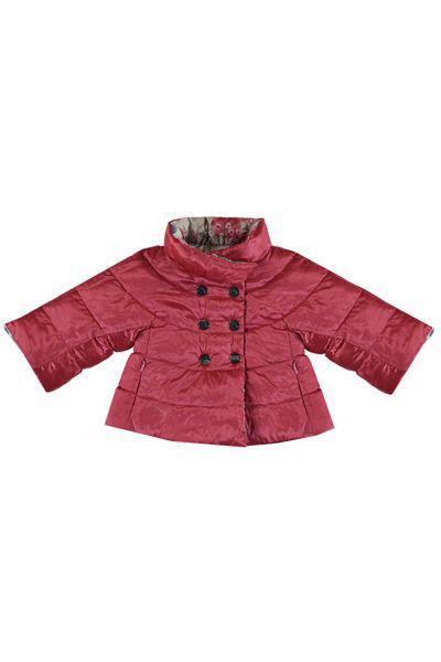 Купить Куртка, Mayoral, Розовый, Полиэстер-60%, Полиамид-40%, Женский