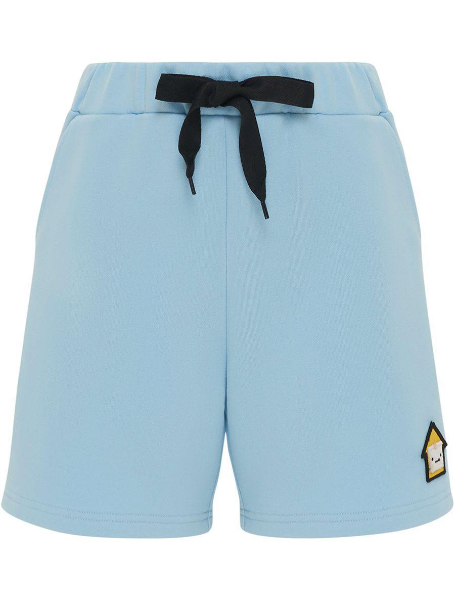 шорты смена для мальчика, голубые