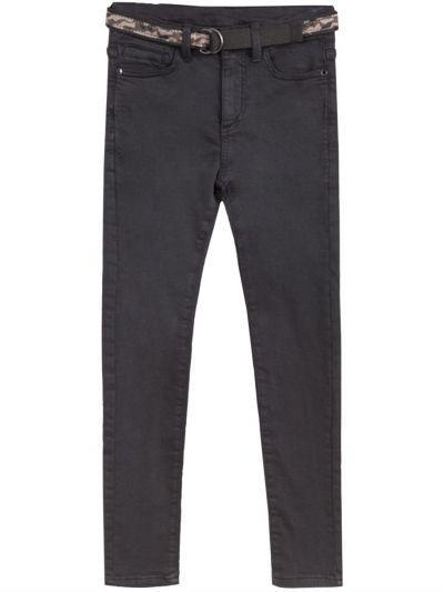брюки mayoral для девочки, серые