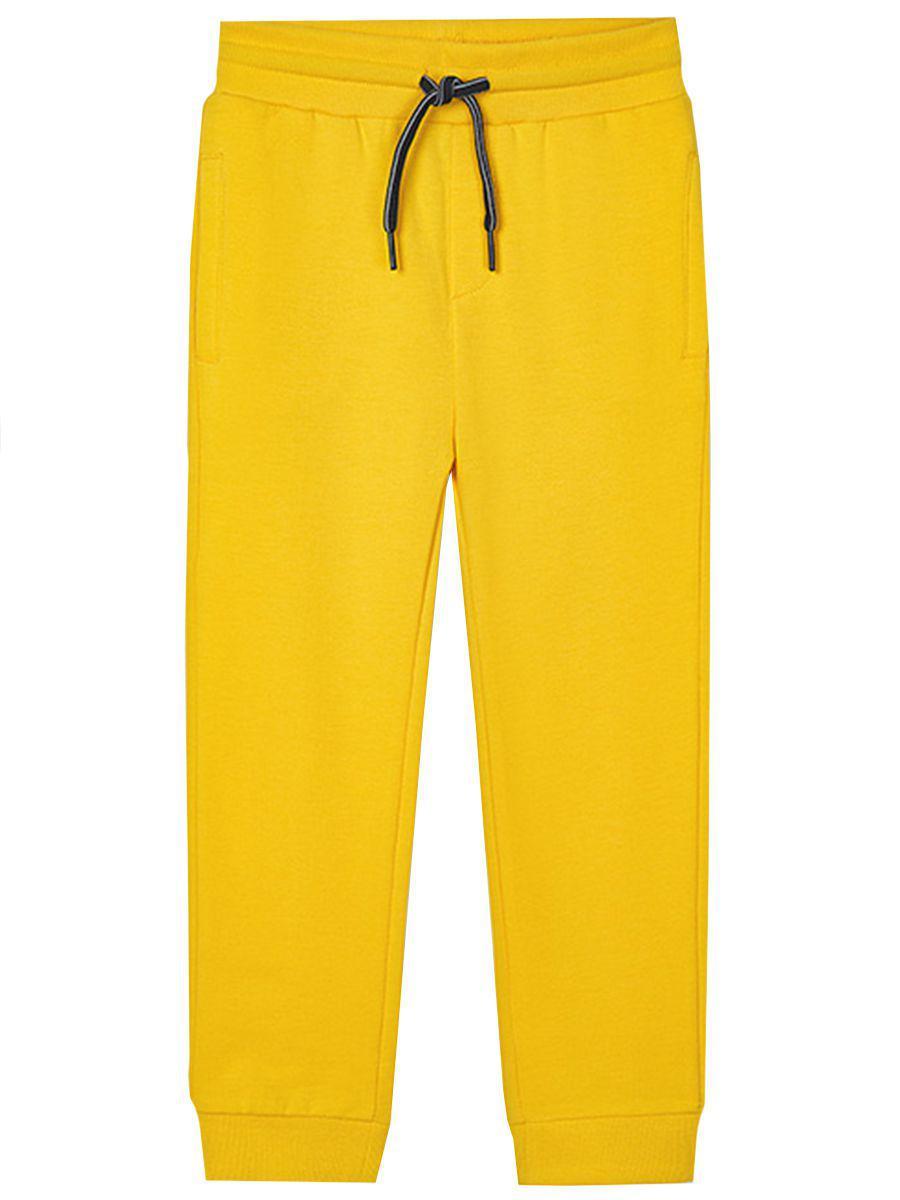 брюки mayoral для девочки, желтые
