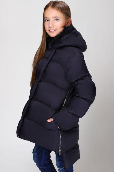 Купить Куртка, Gaialuna, Черный, Полиамид-100%, Женский