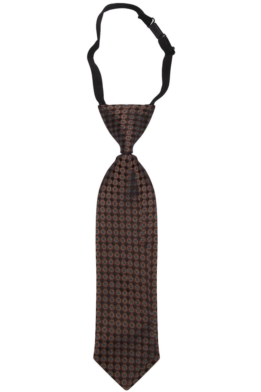 галстуки и бабочки амарант для мальчика, коричневые