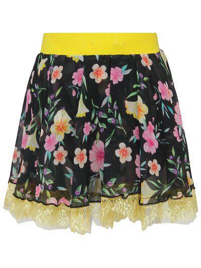 юбка y-clu' для девочки, разноцветная